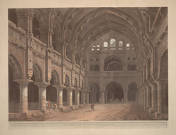 Interior View of the Palace, Madura